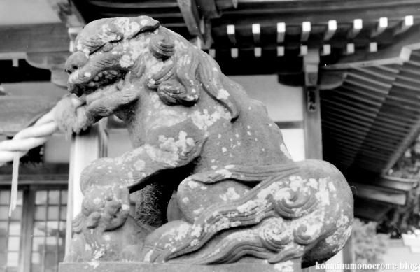 杉山神社(緑区三保町)1