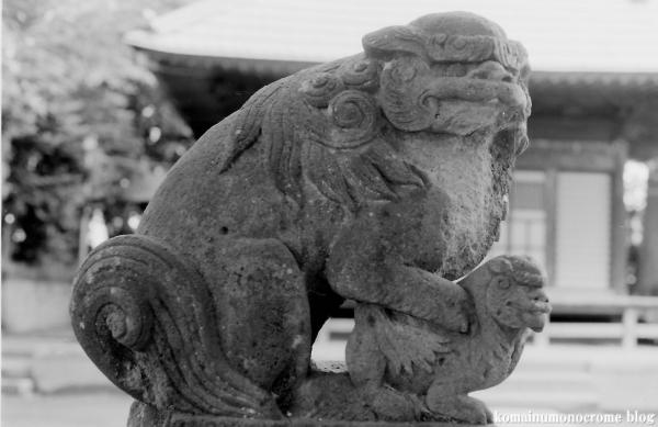 杉山神社(緑区青砥町)3