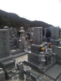 2日の墓参り2