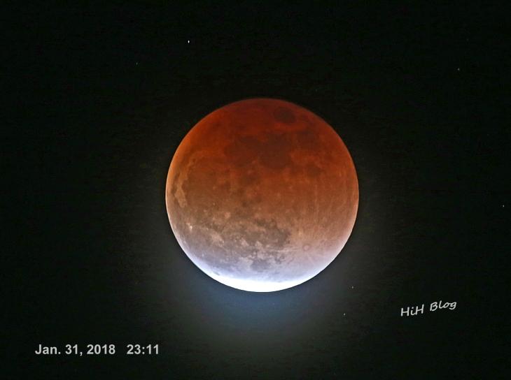 0131 皆既月食 後半