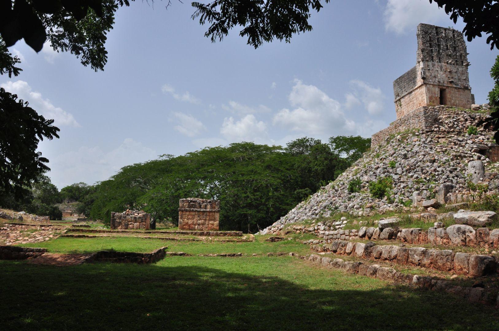 ruins maya