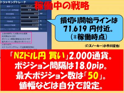 20180203トラッキングトレード検証NZドル円ロング