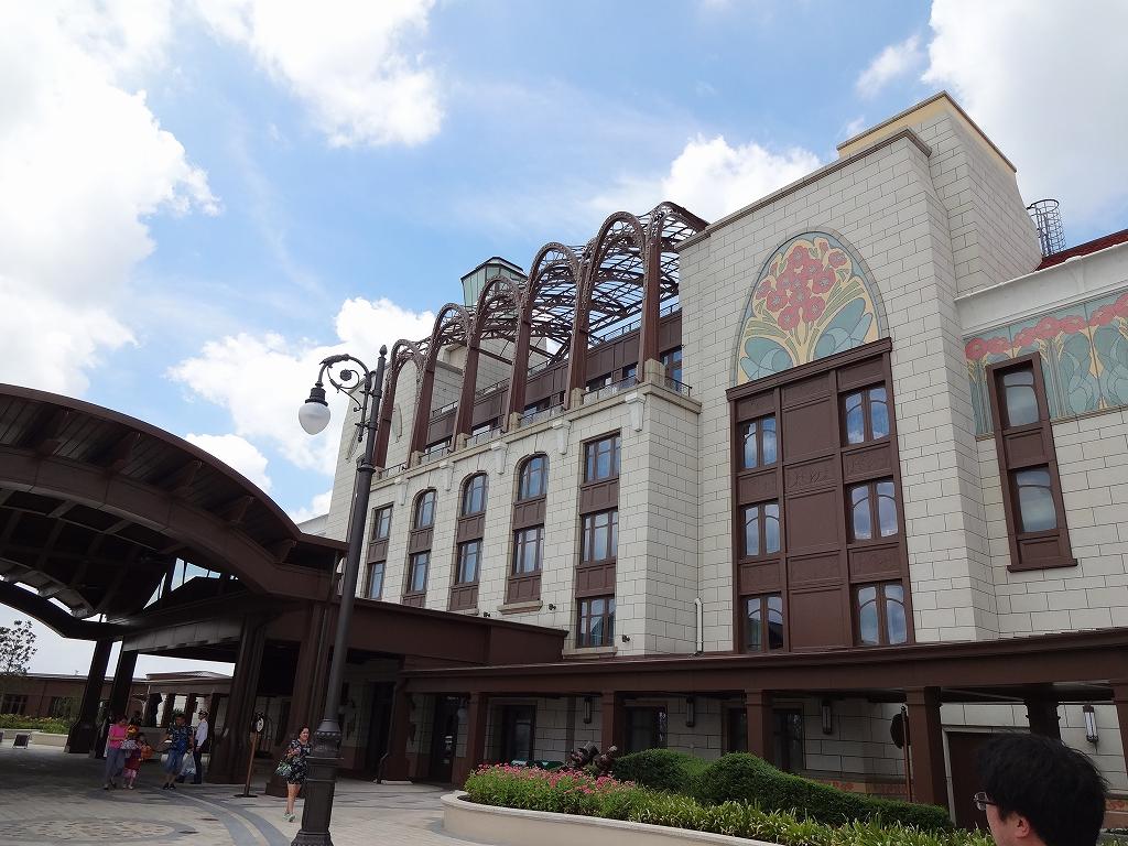 上海ディズニーランドホテル限定商品も♪お土産を購入|こつぶの旅行記