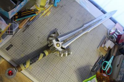 T様 ロトの剣修復中2