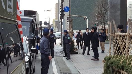 キムミョンベの抗議1