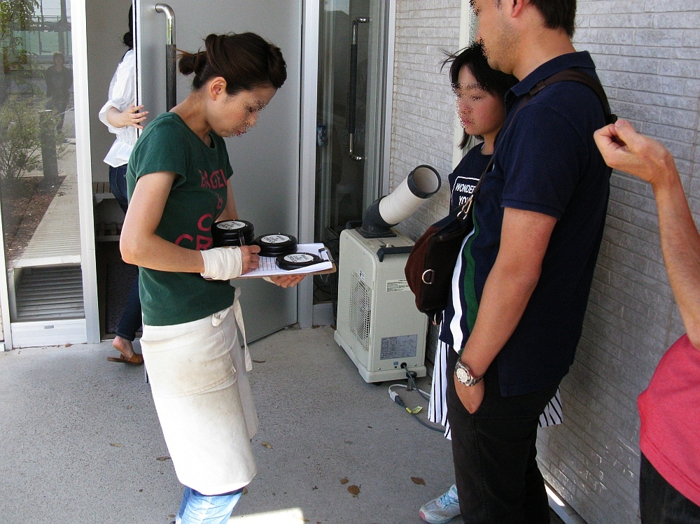 2017_06_04一宮:BAGEL CAFE CROCE クローチェ12