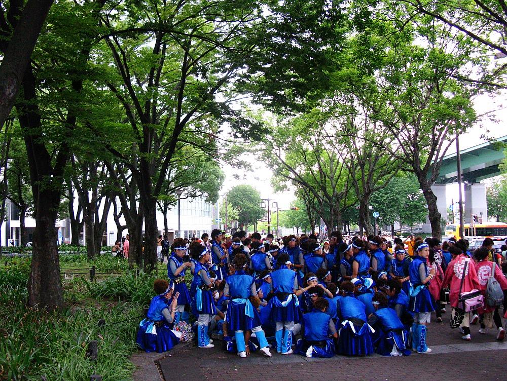 2014_08_31 栄:002にっぽんど真ん中祭り