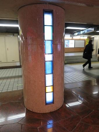 銀座駅10