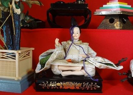 8お雛飾り20180209