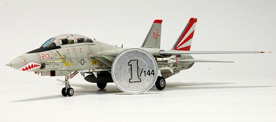 アバンギャルドモデル 1/48 アメリカ海軍 戦闘機 F-14Dトムキャットプラモデル