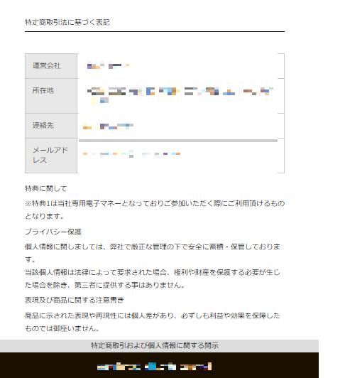 『情報商材のレビュー記事』書き4