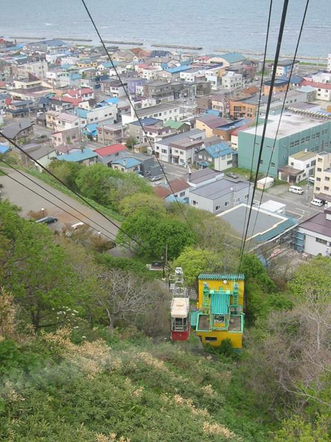 稚内公園ロープウェイ