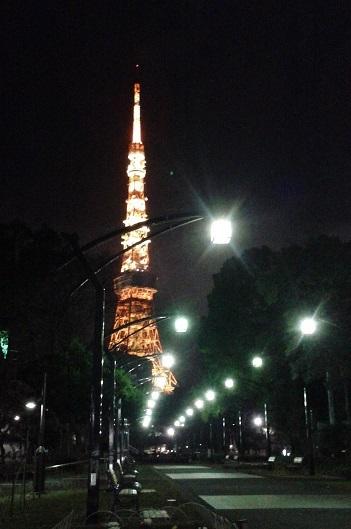 東京タワー2017末