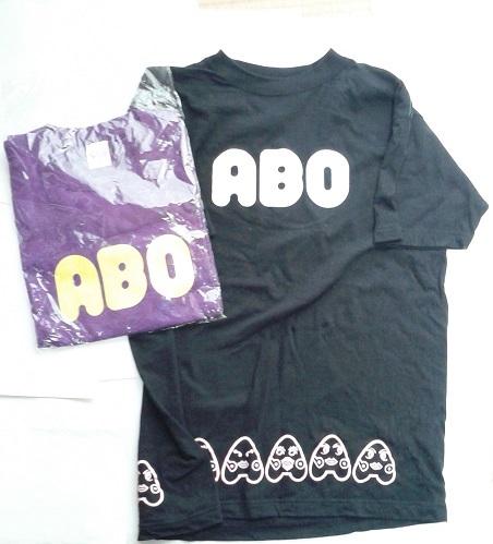 ABO Tシャツ