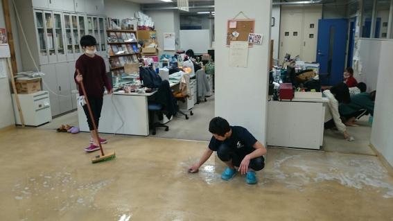 年末大掃除&クリスマス会_71