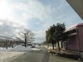 例年になく積もった雪も、除雪作業の甲斐もあり解け始めました!