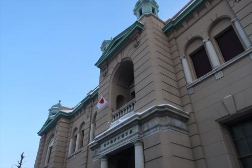 日本銀行旧小樽支店金融資料館 (1)