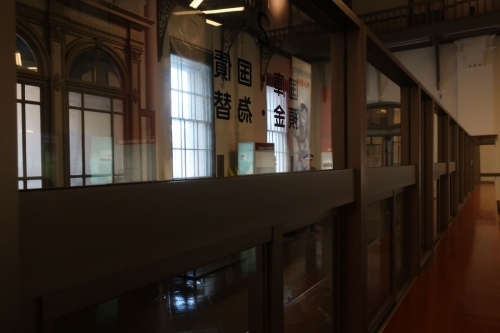 日本銀行旧小樽支店金融資料館 (6)
