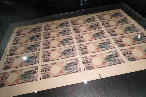 日本銀行旧小樽支店金融資料館 (32)