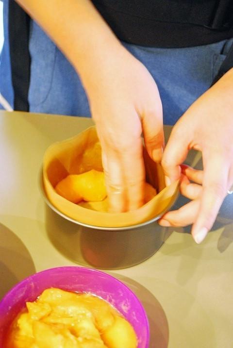 林檎のタタンケーキLesson