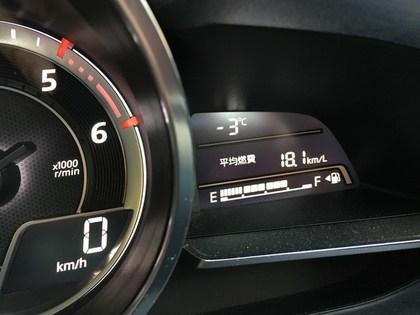 初-3℃の数字