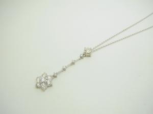 ダイヤのネックレスAfter3