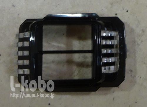 200系ハイエースヘッドライト加工1