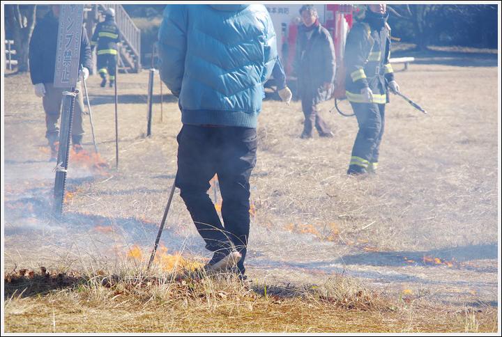 2018年1月16~17日 渡瀬緑の広場キャンプ場ツーリング (8)