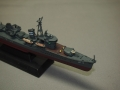 駆逐艦初春艦首1