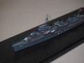 駆逐艦初春竣工時艦首2