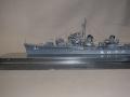 駆逐艦初春竣工時艦首3