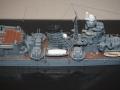 軽巡洋艦「大淀(1943)」煙突1