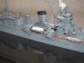軽巡洋艦「大淀(1943)」煙突2