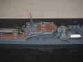 軽巡洋艦「大淀(1943)」後部格納庫1
