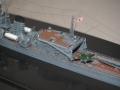 軽巡洋艦「大淀(1943)」後部格納庫3