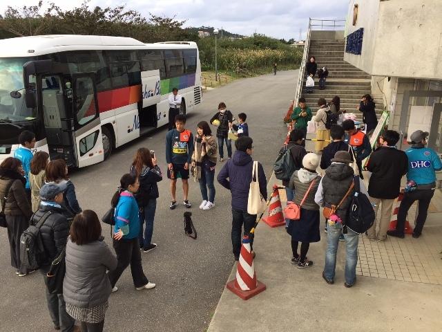 バス待ち1
