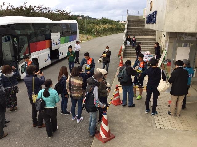バス待ち4