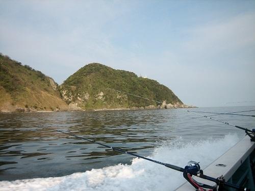 日本海釣り