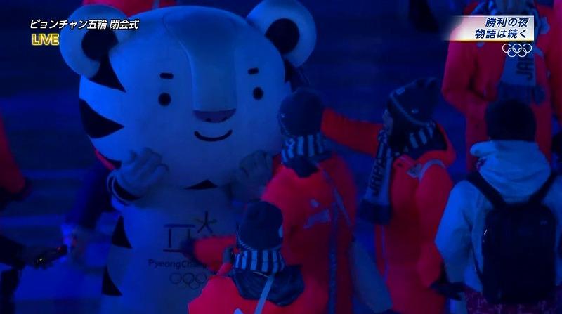 【まゆゆ】平昌オリンピックを観てました