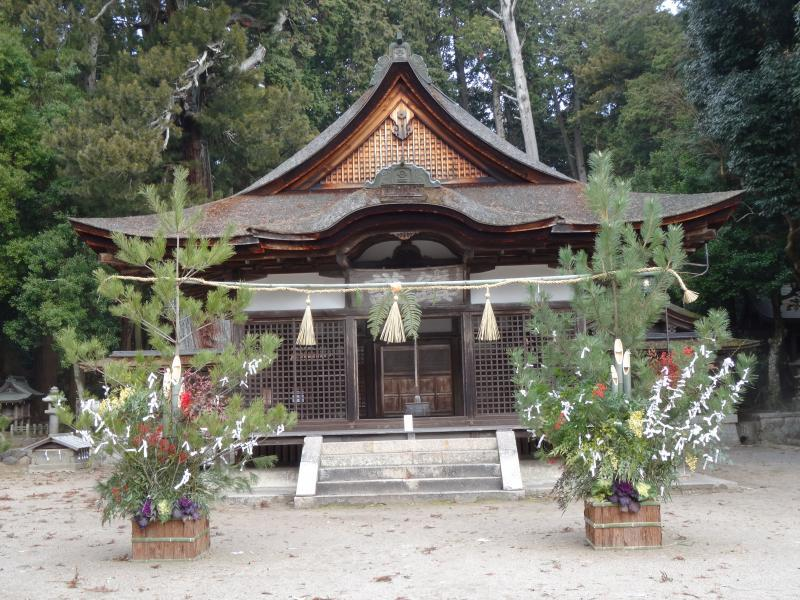 油日神社4