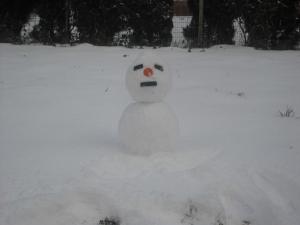 180126雪だるま