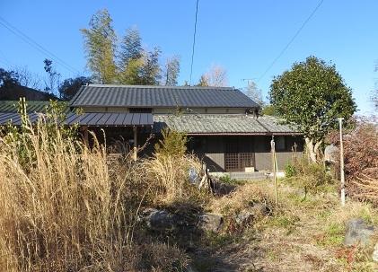 池村の家・1