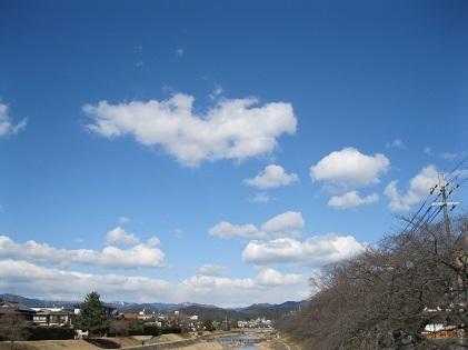 高野川・1