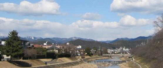 高野川・2