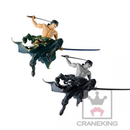 ワンピース BANPRESTO WORLD FIGURE COLOSSEUM 造形王頂上決戦 vol.1