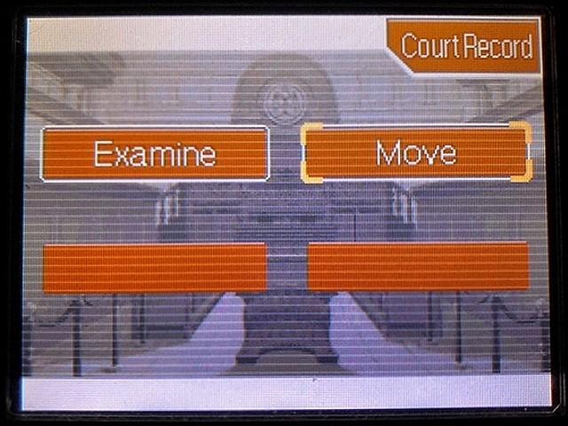 逆転裁判2 北米英語版 Forrest Gump2