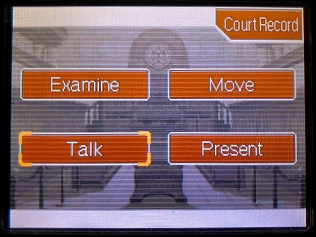 逆転裁判2 北米英語版 Forrest Gump14