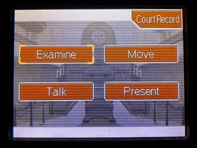 逆転裁判2 北米英語版 Forrest Gump30