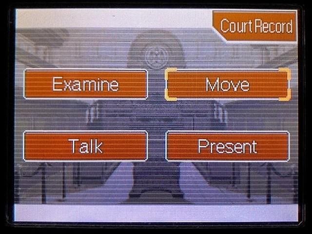 逆転裁判2 北米英語版 Morgan Fey2