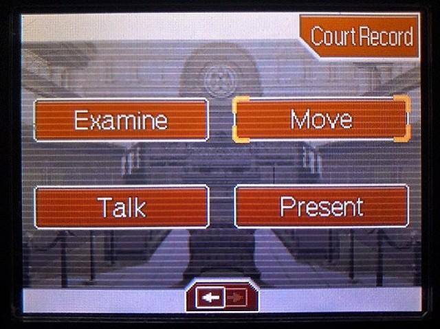 逆転裁判2 北米英語版 南部訛りの女2